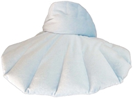 Image of Herbal Concepts - Herbal Neck & Shoulder Wrap - Light Blue