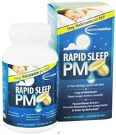 Applied Nutrition - Rapid Sleep PM - 60 Softgels - $8.63