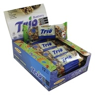 Mrs. May's Naturals - Trio Natural Bars Blueberry - 1.2 oz., from category: Nutritional Bars