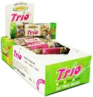 Image of Mrs. May's Naturals - Trio Natural Bars Strawberry - 1.2 oz.