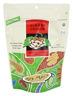 Mrs. May's Naturals - Slow Dry-Roasted Snack Almond Crunch - 5 oz., from category: Health Foods