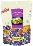 Mrs. May's Naturals - Slow Dry-Roasted Snack Pom-Raspberry Crunch - 5 oz.