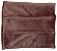 Herbal Concepts - Herbal Comfort Lower Back Wrap - Dark Chocolate, from category: Health Aids