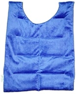 Image of Herbal Concepts - Herbal Comfort Back Wrap - Slate Blue