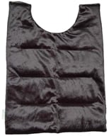 Image of Herbal Concepts - Herbal Comfort Back Wrap - Black