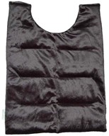 Herbal Concepts - Herbal Comfort Back Wrap - Black by Herbal Concepts
