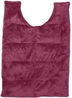 Herbal Concepts - Kozi Herbal Comfort Back Wrap - Mauve (640518012371)