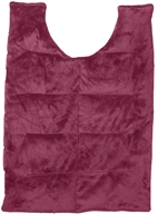 Herbal Concepts - Kozi Herbal Comfort Back Wrap - Mauve by Herbal Concepts