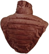 Herbal Concepts - Herbal Comfort Vest - Dark Chocolate - $39.95
