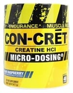 Image of Promera Health - Con-Cret Concentrated Creatine Blue Raspberry 48 Servings 750 mg. - 2 oz.