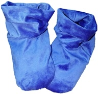 Herbal Concepts - Herbal Comfort Booties - Slate Blue, from category: Health Aids