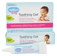 Hylands - Baby Teething Gel - 0.5 oz. by Hylands