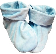 Herbal Concepts - Herbal Comfort Booties - Light Blue - $27.95
