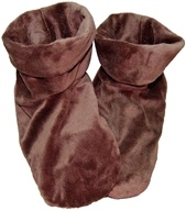 Herbal Concepts - Herbal Comfort Booties - Dark Chocolate