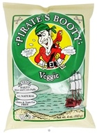 Pirate Brands - Pirate's Booty Baked Rice and Corn Puffs Veggie - 4 oz.