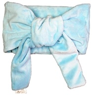 Image of Herbal Concepts - Herbal Comfort Lumbar Wrap - Light Blue