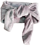 Image of Herbal Concepts - Herbal Comfort Lumbar Wrap - Charcoal
