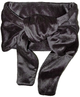 Herbal Concepts - Herbal Comfort Lumbar Wrap - Black (640518570888)
