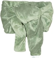 Image of Herbal Concepts - Herbal Comfort Lumbar Wrap - Olive