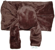 Herbal Concepts - Herbal Comfort Lumbar Wrap - Dark Chocolate (640518570994)
