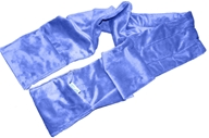 Herbal Concepts - Herbal Comfort Warming Scarf - Slate Blue, from category: Health Aids