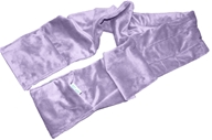 Image of Herbal Concepts - Herbal Comfort Warming Scarf - Lavender
