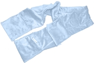 Image of Herbal Concepts - Herbal Comfort Warming Scarf - Light Blue