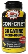 Promera Health - Con-Cret Creatine Micro-Dose 750 mg. - 72 Capsules, from category: Sports Nutrition