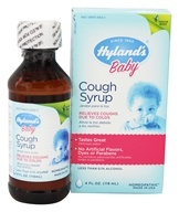 Image of Hylands - Baby Cough Syrup - 4 oz.