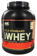 Optimum Nutrition - 100% Whey Gold Standard Protein Mocha Cappuccino - 5 lbs., from category: Sports Nutrition