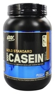 Optimum Nutrition - 100% Casein Gold Standard Chocolate Peanut Butter - 2 lbs. (748927026276)