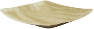 Leafware - Fallen Palm Leaves 10 Inch Square Plates - 25 Count