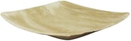 Leafware - Fallen Palm Leaves 10 Inch Square Plates - 25 Count by Leafware