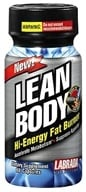 Labrada - Lean Body Hi Energy Fat Burner - 60 Capsules (710779333598)