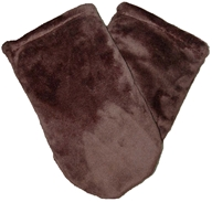 Herbal Concepts - Herbal Comfort Mitts - Dark Chocolate (640518570444)