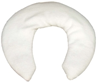 Herbal Concepts - Organic Herbal Neck Wrap - Cream