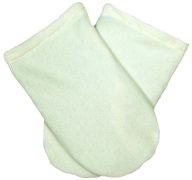 Image of Herbal Concepts - Organic Herbal Comfort Mitts - Cream