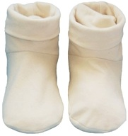 Herbal Concepts - Organic Herbal Booties - Cream - $39.95