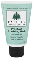 Pacific Shaving Company - Pre-Shaving Exfoliating Wash - 3 oz. CLEARANCE PRICED