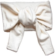 Image of Herbal Concepts - Organic Herbal Comfort Lumbar Wrap - Cream