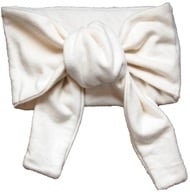 Herbal Concepts - Organic Herbal Comfort Lumbar Wrap - Cream (640518756664)
