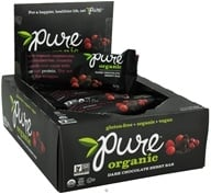 PureBar - Pure Organic Bar Dark Chocolate Berry - 1.7 oz.