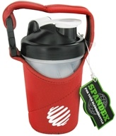Image of Sundesa - Blender Bottle Insulated Sling Red - For 20 oz. Blender Bottle
