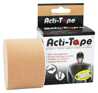 Image of NutriWorks - Kinesiology Acti-Tape Beige - 1 Roll(s)