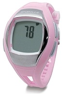 Sportline - Solo 925 Heart Rate + Pedometer Watch Designed for Women Pink - 1 Monitor(s) (095121057057)