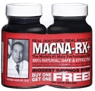 Image of Magna Rx - + Male Performance Pill BOGO - 120 Tablets