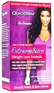 Image of Kardashian - QuickTrim Extreme Burn Weight Loss Formula - 60 Caplets