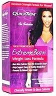Kardashian - QuickTrim Extreme Burn Weight Loss Formula - 60 Caplets - $17.99