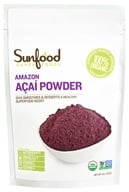 Sunfood Superfoods - Amazon Acai Powder - 8 oz.