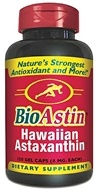 Nutrex Hawaii - Bioastin Hawaiian Astaxanthin 4 mg. - 120 Gelcaps, from category: Nutritional Supplements